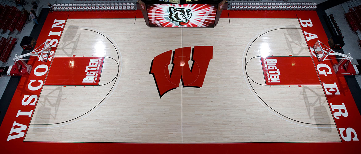 Kohl Center Basketball Floor Replacement Campaign ...